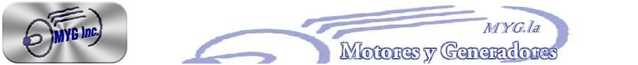MYG Inc Motores Eléctricos